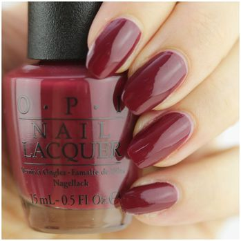OPI Classic Лак для ногтей We The Female NLW64 15мл