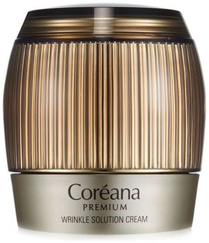 Coreana Premium Wrinkle solution cream Крем против морщин 50мл