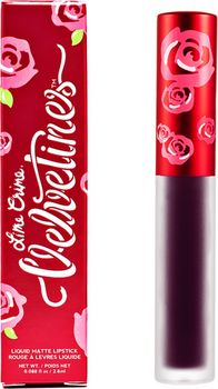 Матовая помада VELVETINES BLOODMOON 2,6 ml - Lime Crime