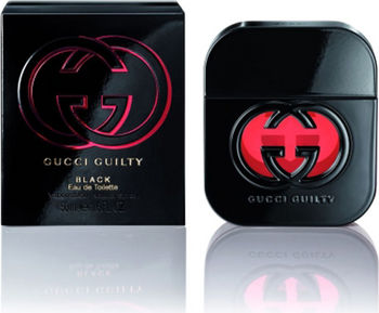 Gucci Guilty Black EDT, 30 мл Gucci