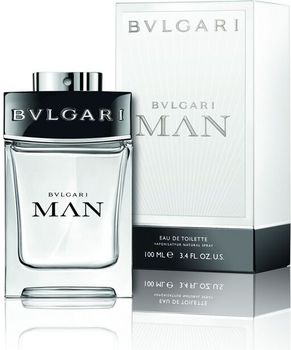 Bvlgari Man EDT, 30 мл Bvlgari