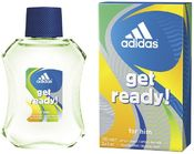 Адидас/Adidas Get ready! For Him Eau de Toilette Natural Spray туалетная вода для мужчин 100мл