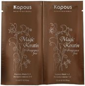 Kapous Magic Keratin Экспресс-маска 2*12 мл