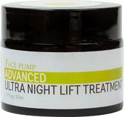 Ночной крем для лица Face Pump Ultra Night Lift Traetment 50 ml - Mahash