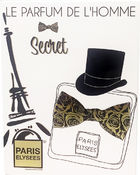 LE PARFUM DE L'HOMME SECRET PARIS ELYSEES