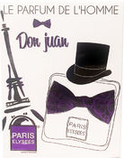 LE PARFUM DE L'HOMME DON JUAN PARIS ELYSEES