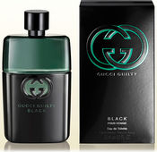 Guilty Ph Black EDT, 50 мл Gucci