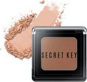 Тени моно для век, тон Day pearl beige, 3,8 г (Secret Key)